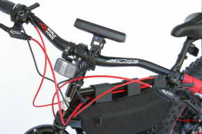 Electric Pugsley Surly Fat Tire Bicycle