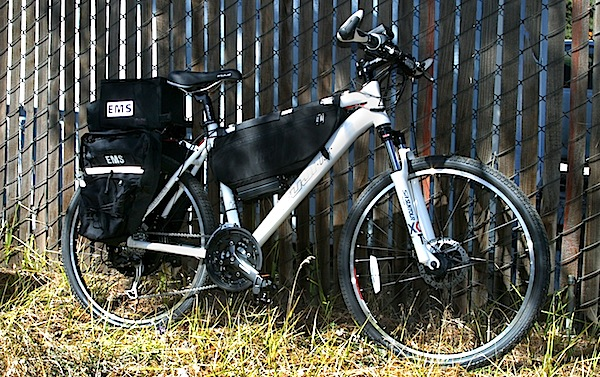 Volt Electric Patrol Bike