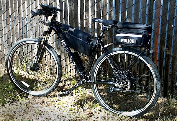 Volt Electric Police Bike